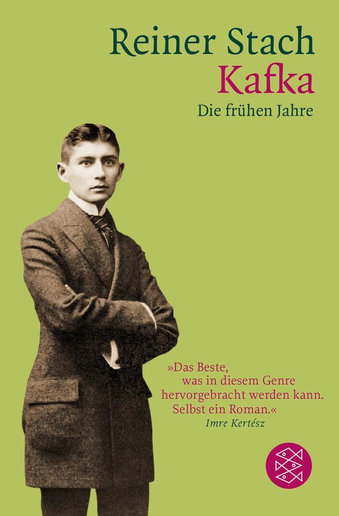 Kafka - Die frühen Jahre als Taschenbuch