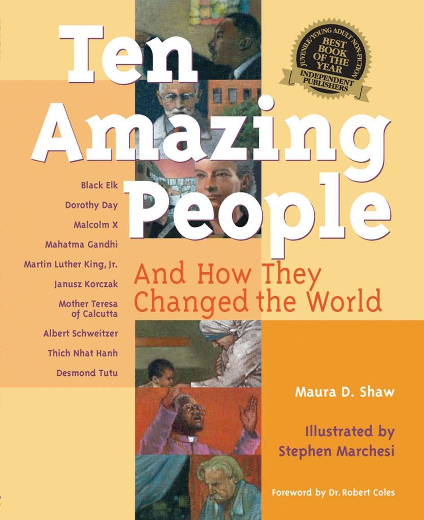 Ten Amazing People als Taschenbuch