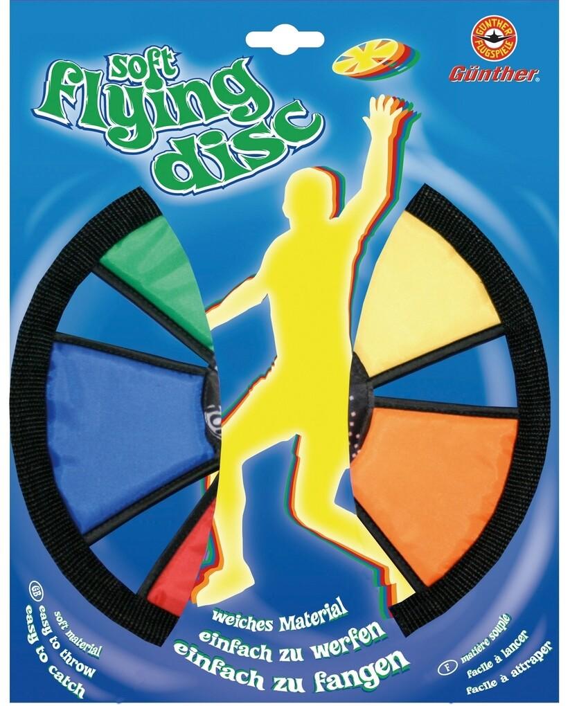 Günther Flugmodelle - Soft Flying Disc Frisbee aus Textil als Spielware
