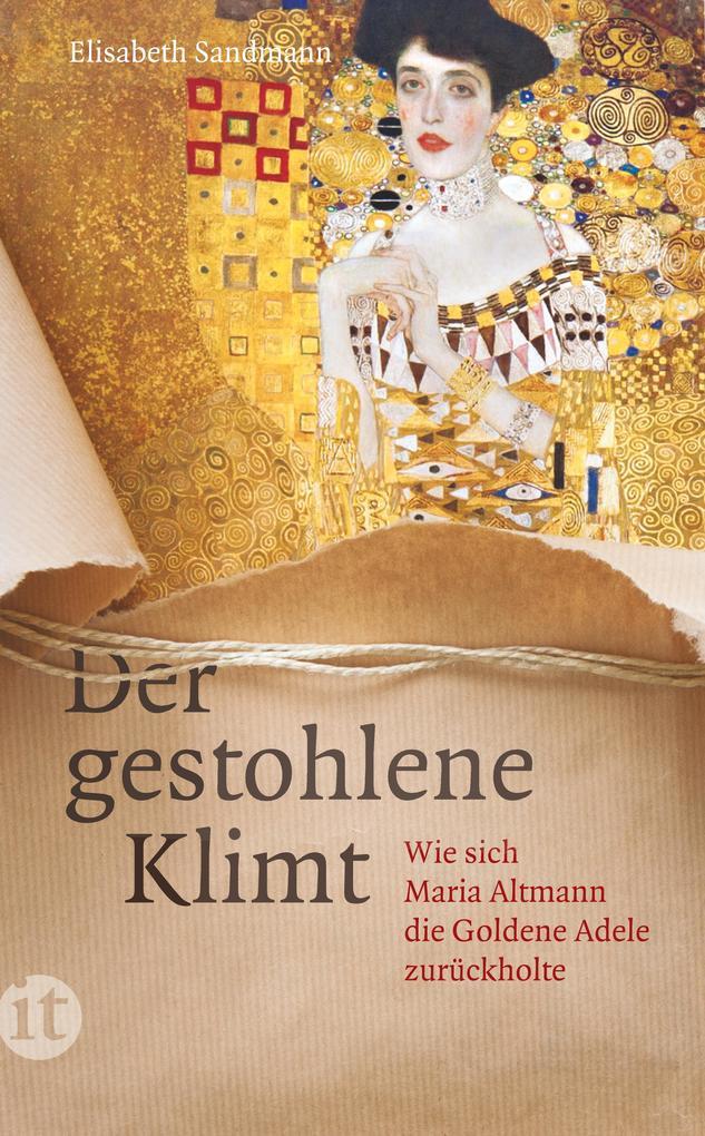 Der gestohlene Klimt als Buch (kartoniert)