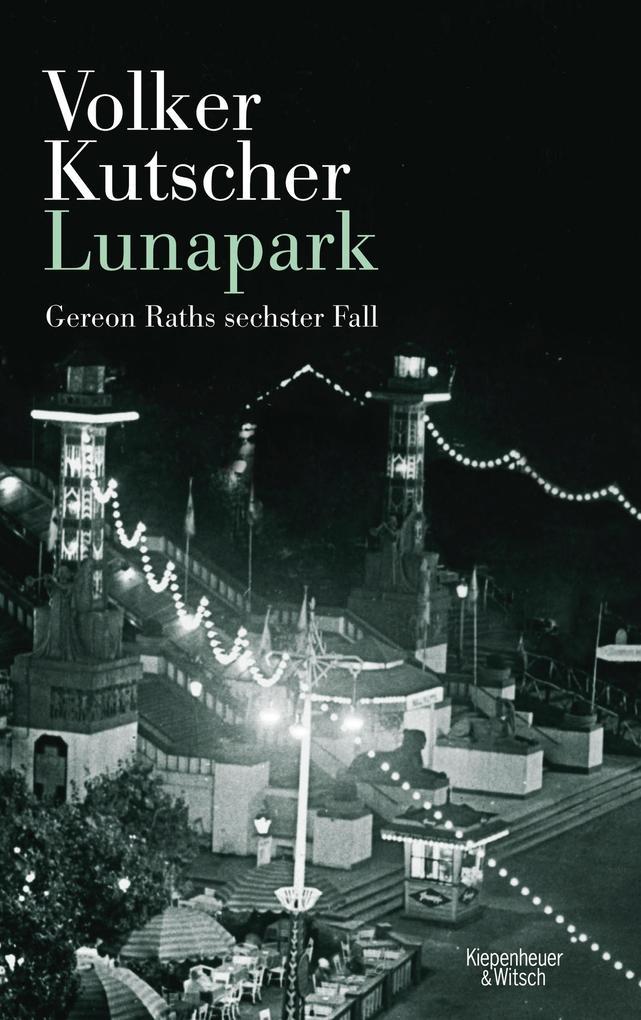 Lunapark als Buch (gebunden)