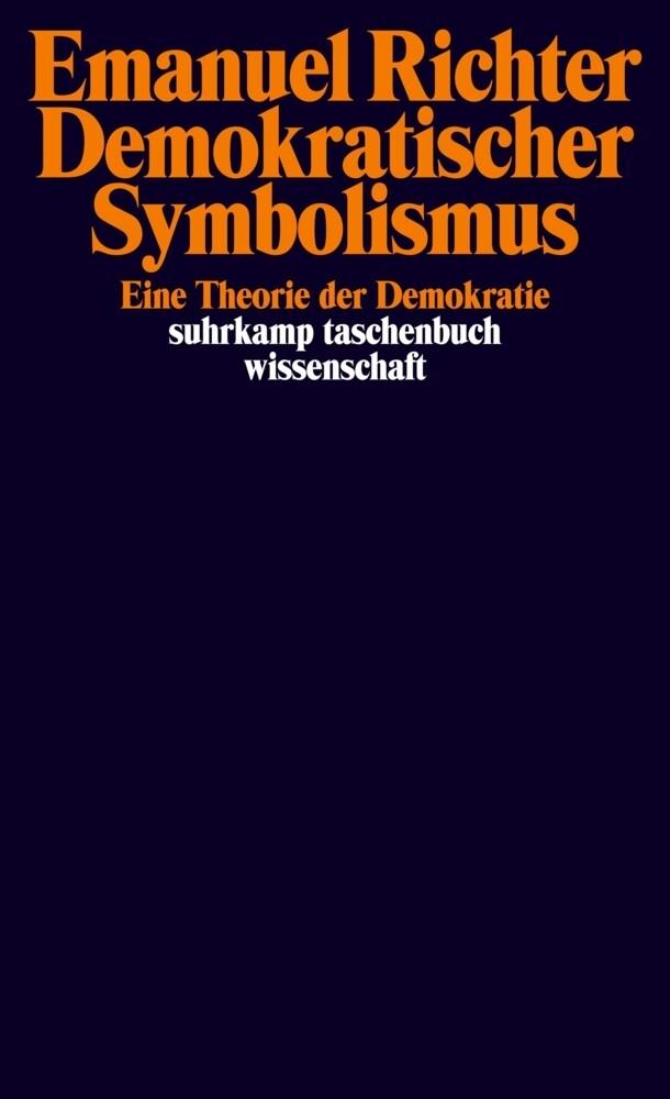 Demokratischer Symbolismus als Taschenbuch