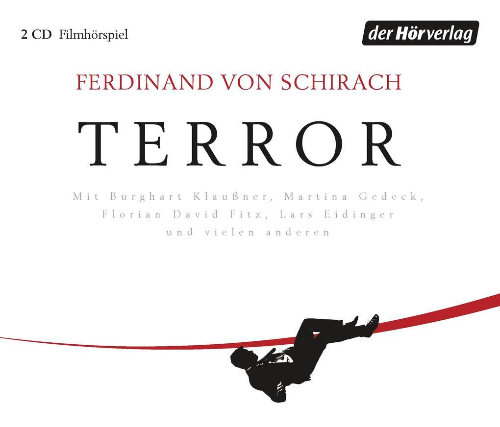 Terror als Hörbuch