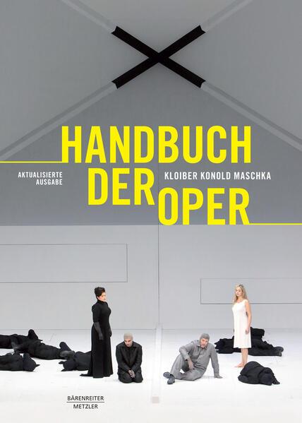Handbuch der Oper als Buch (gebunden)