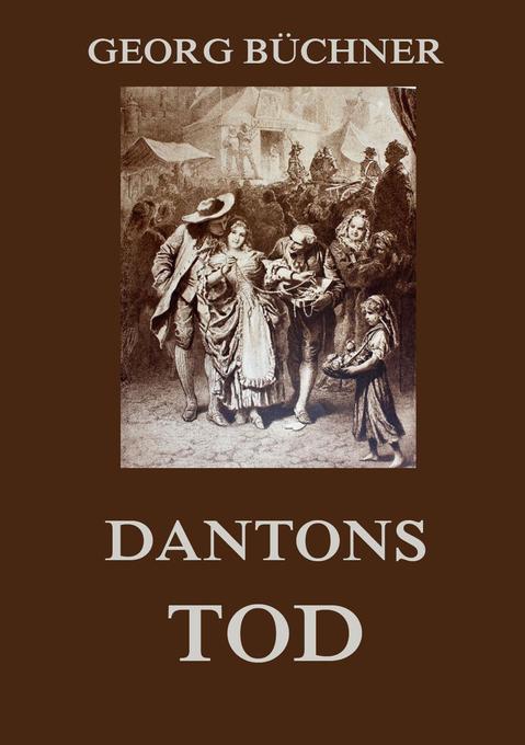 Dantons Tod als Buch (kartoniert)