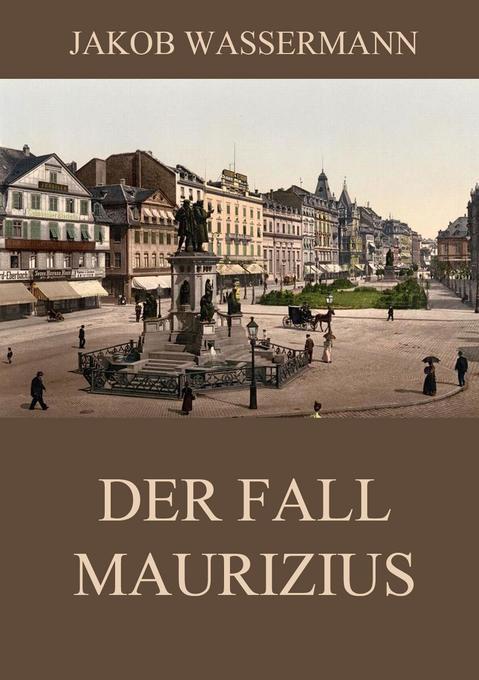Der Fall Maurizius als Buch (kartoniert)