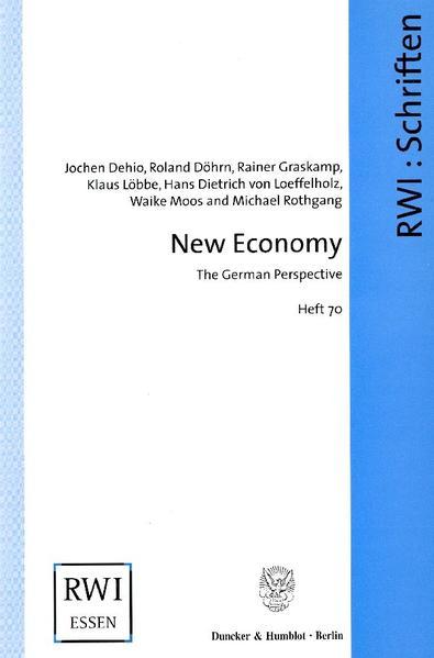 New Economy. als Buch (kartoniert)