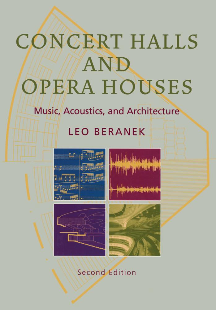 Concert Halls and Opera Houses als Buch (gebunden)
