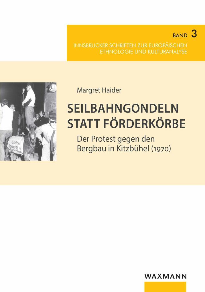 Seilbahngondeln statt Förderkörbe als eBook pdf