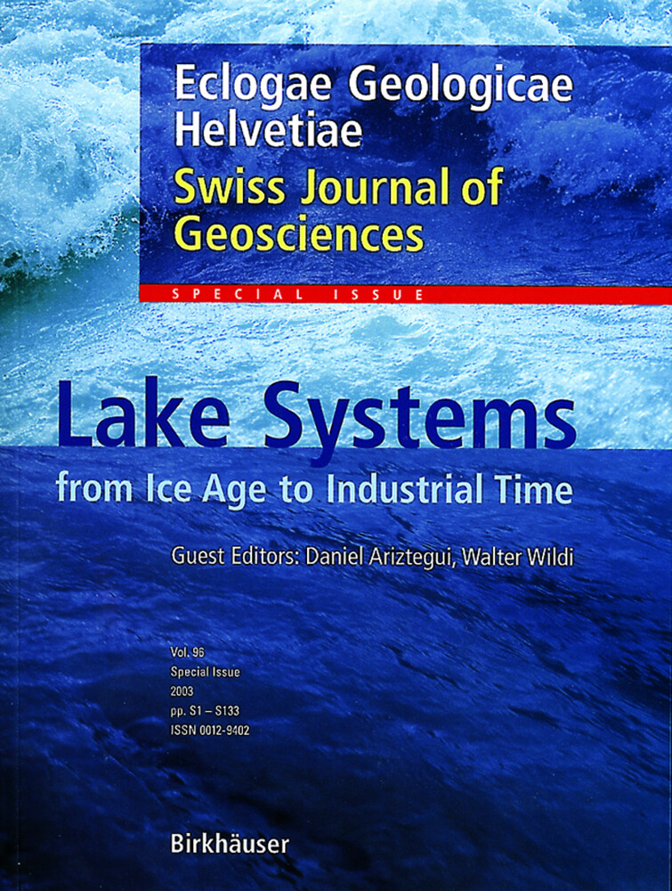 Lake Systems from the Ice Age to Industrial Time als Buch (kartoniert)