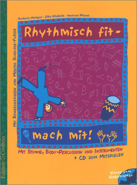 Rhythmisch fit - mach mit! als Buch (geheftet)