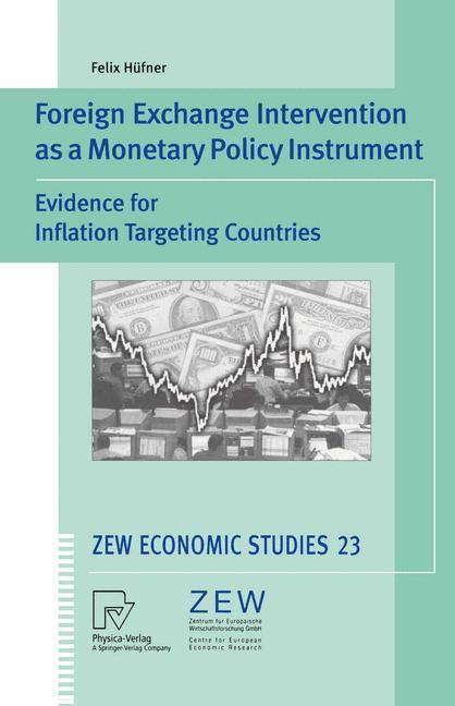 Foreign Exchange Intervention as a Monetary Policy Instrument als Buch (kartoniert)