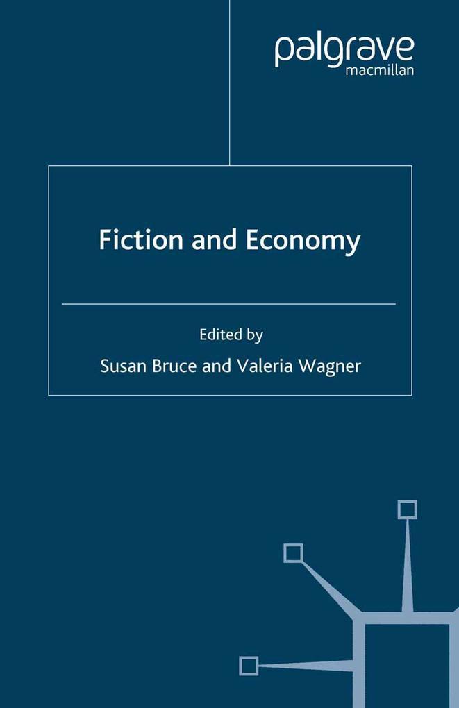 Fiction and Economy als Taschenbuch