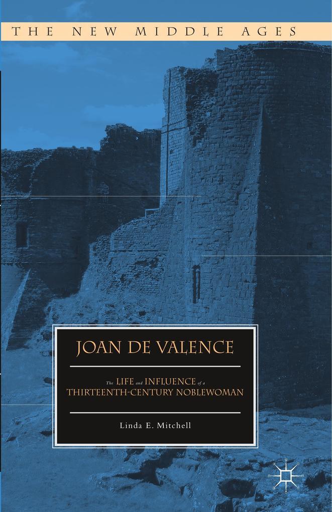 Joan de Valence als Buch (kartoniert)