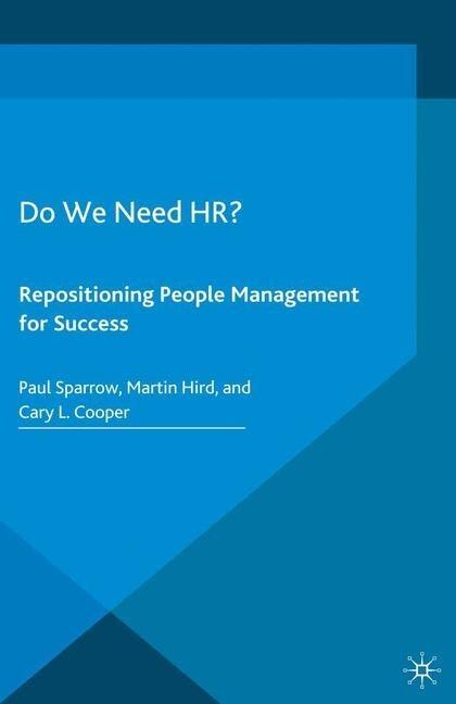 Do We Need HR? als Buch (kartoniert)