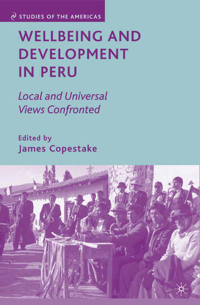 Wellbeing and Development in Peru als Taschenbuch