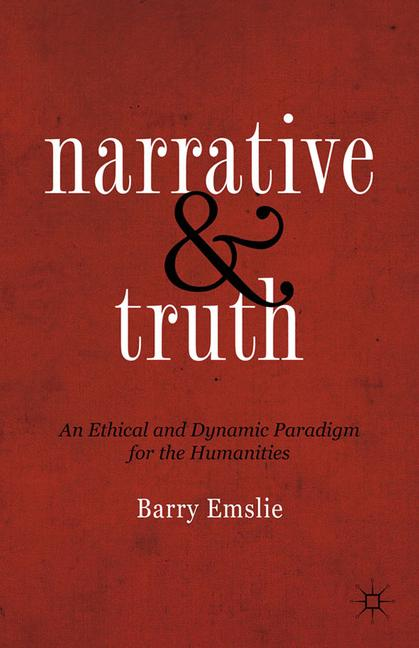 Narrative and Truth als Taschenbuch