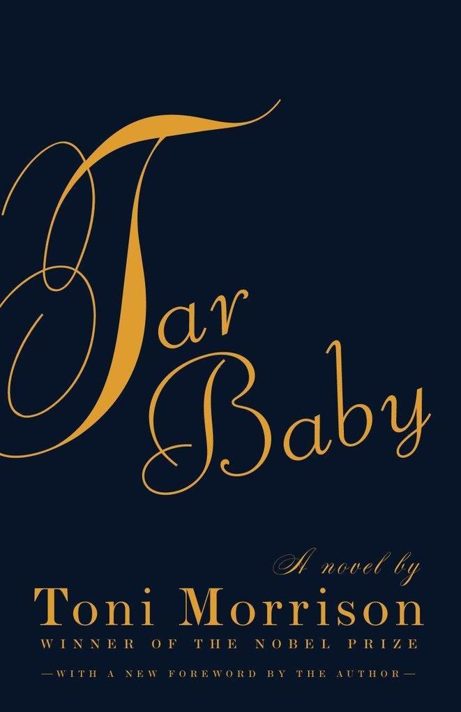 Tar Baby als Taschenbuch