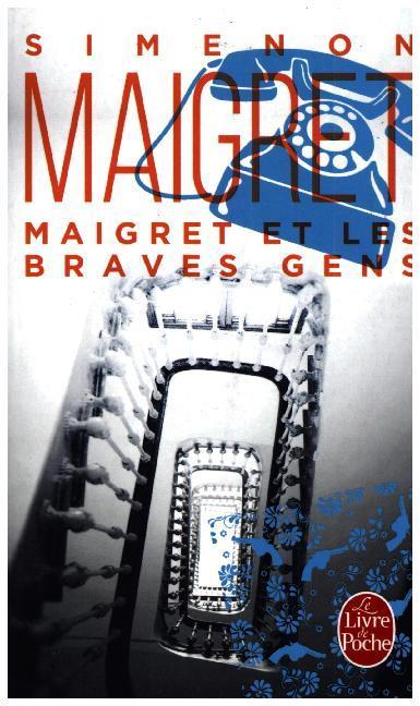 Maigret et les braves gens als Taschenbuch