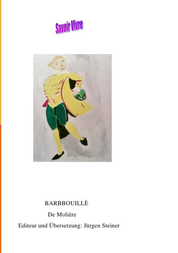 B ARBBOUILLÈ als Buch (kartoniert)