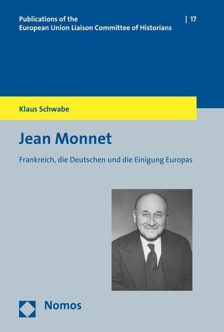 Jean Monnet als Buch (kartoniert)