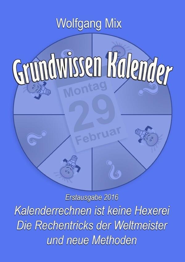 Grundwissen Kalender als Buch (kartoniert)