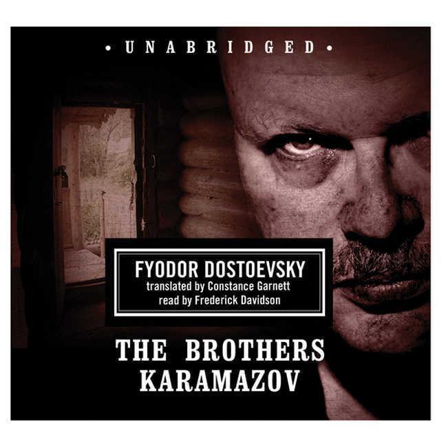 The Brothers Karamazov als Hörbuch CD