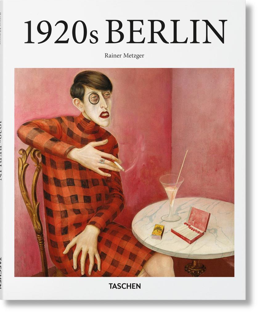 Berlin in den 1920er-Jahren als Buch