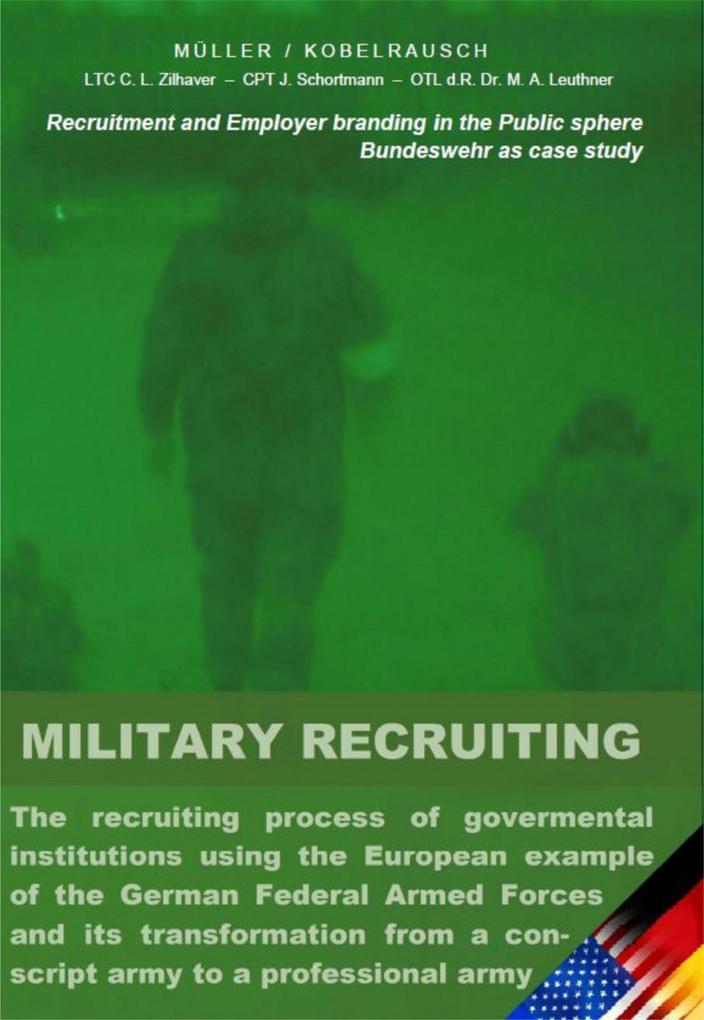 Military Recruiting als eBook epub