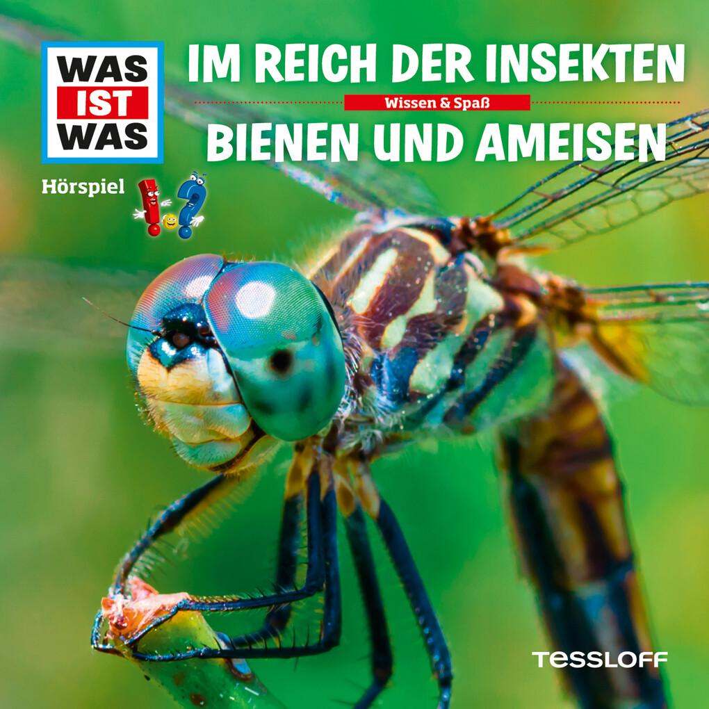 was ist was hörspiel insekten bienen  ameisen hörbuch