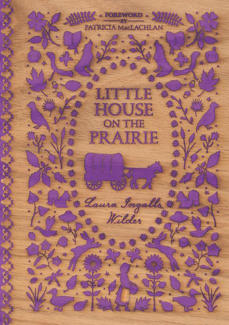 Little House on the Prairie als Buch (gebunden)