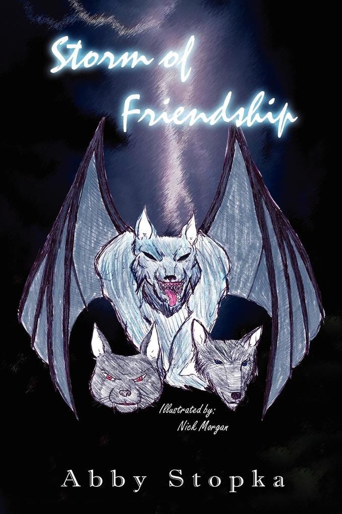Storm of Friendship als Taschenbuch