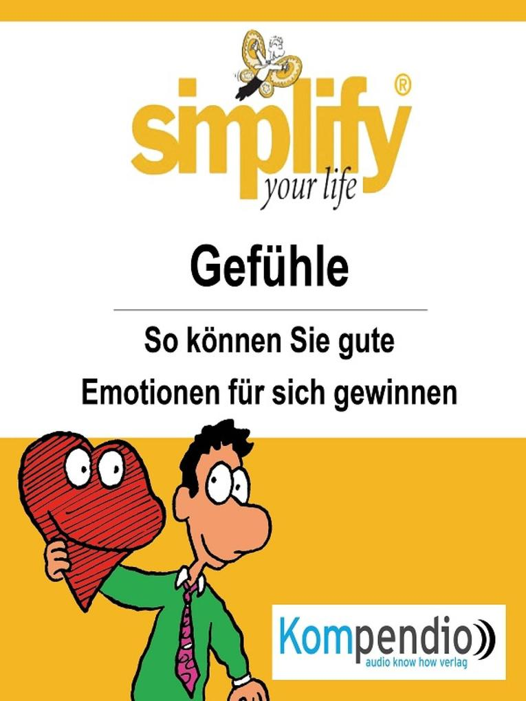 simplify your life - Gefühle als eBook epub