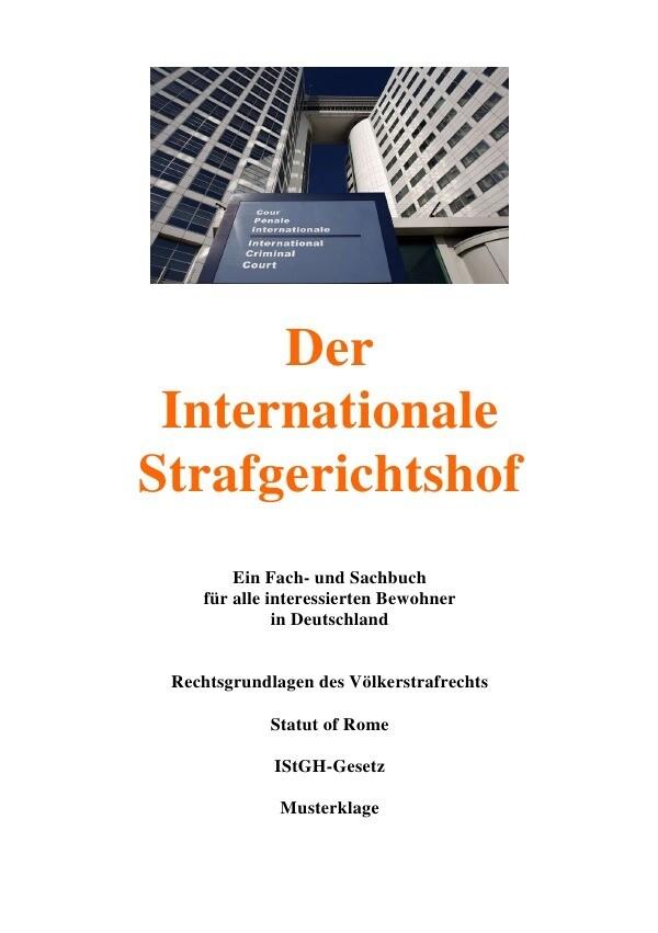 Der Internationale Strafgerichtshof als Buch (kartoniert)