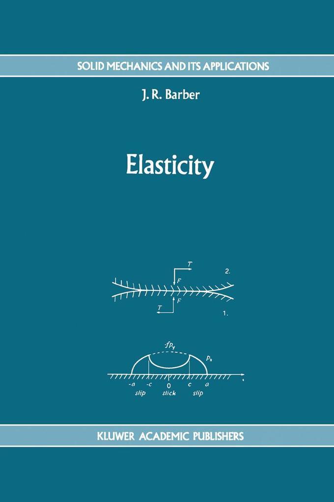 Elasticity als Buch (gebunden)