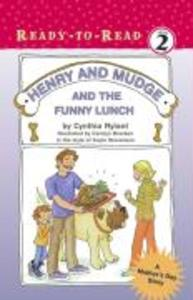 Henry and Mudge and the Funny Lunch als Buch (gebunden)