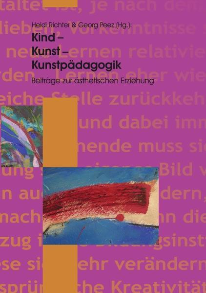 Kind - Kunst - Kunstpädagogik als Buch (kartoniert)