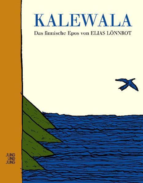 Kalewala als Buch (gebunden)