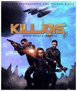 Killjoys - Space Bounty Hunters