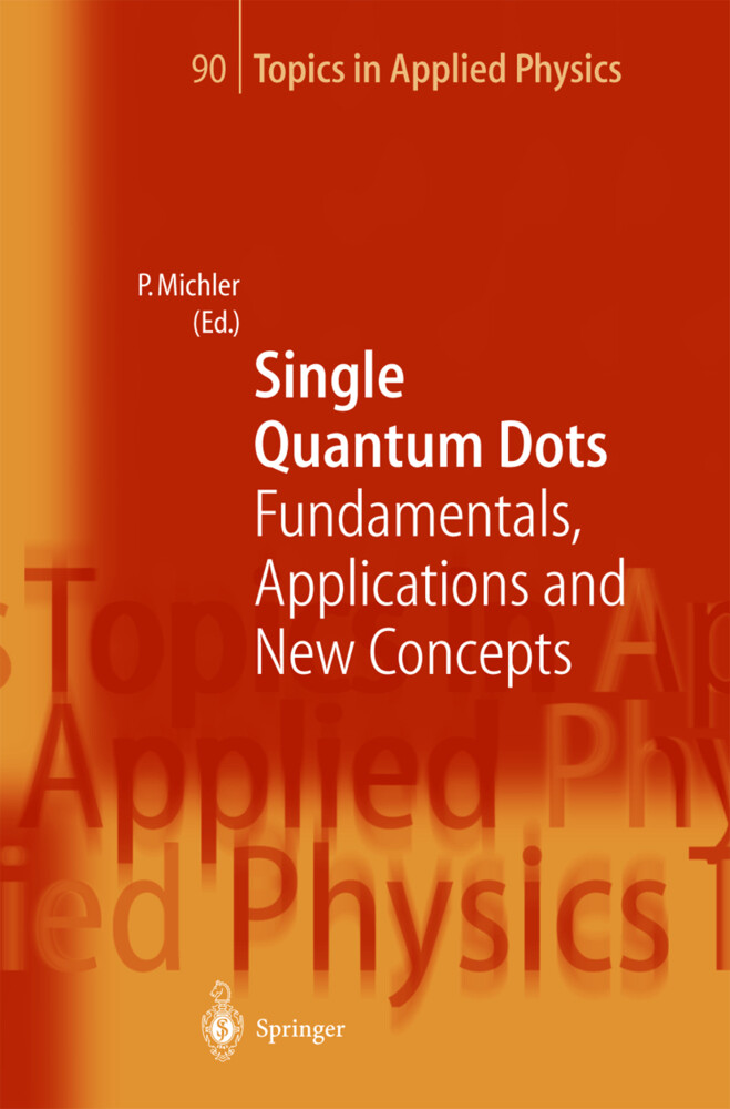 Single Quantum Dots als Buch (gebunden)