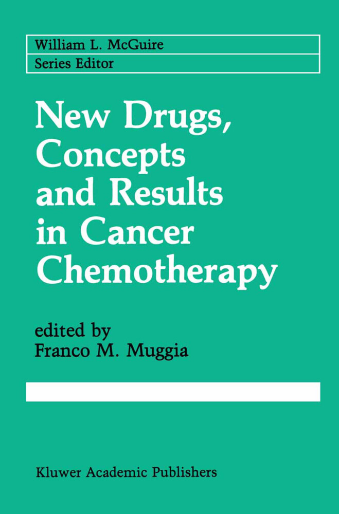 New Drugs, Concepts and Results in Cancer Chemotherapy als Buch (gebunden)
