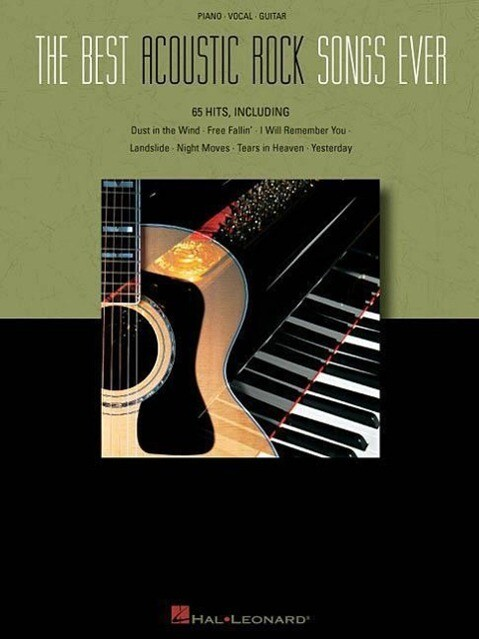 The Best Acoustic Rock Songs Ever als Taschenbuch