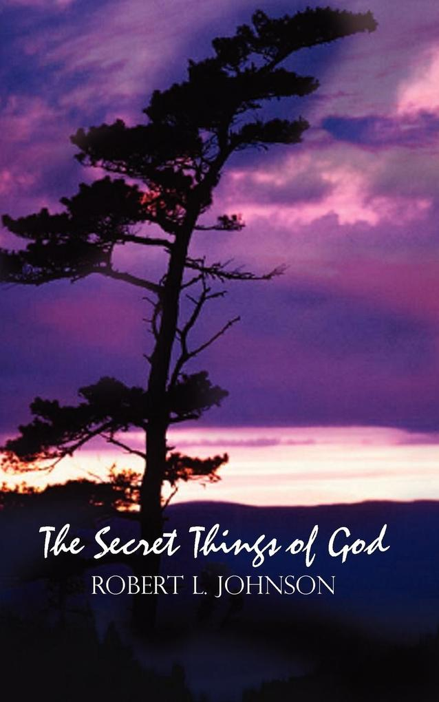 The Secret Things of God als Taschenbuch