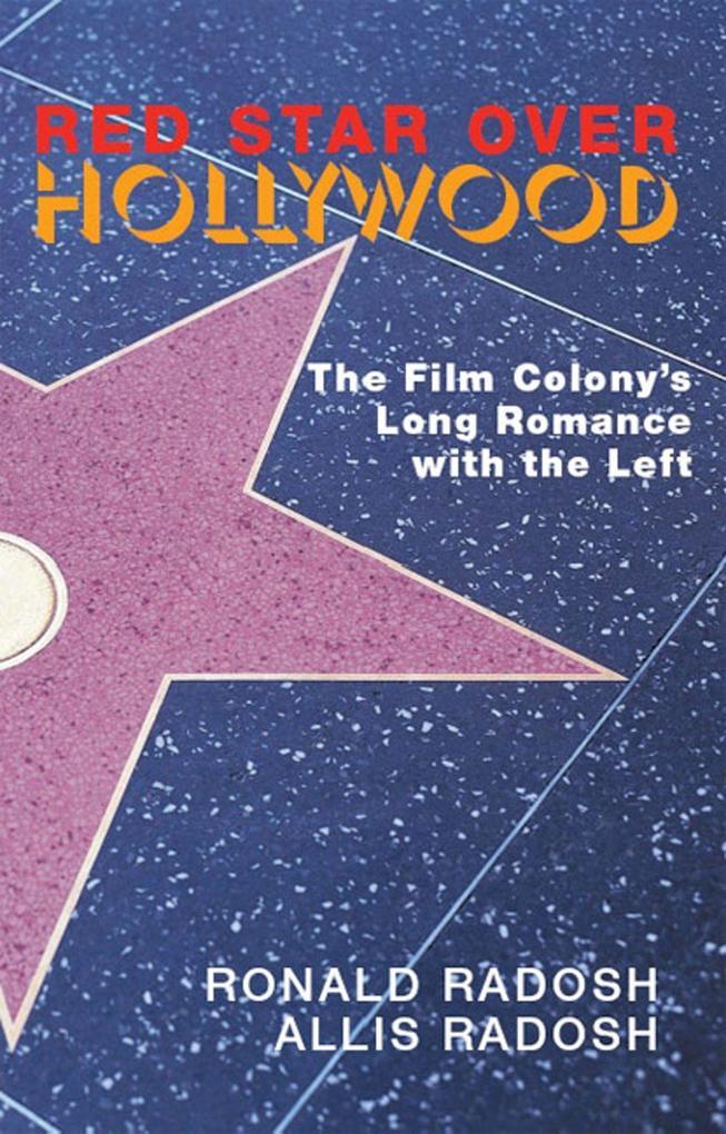 Red Star Over Hollywood als Buch (gebunden)