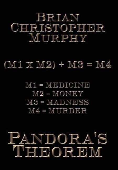 Pandora's Theorem als Buch (gebunden)