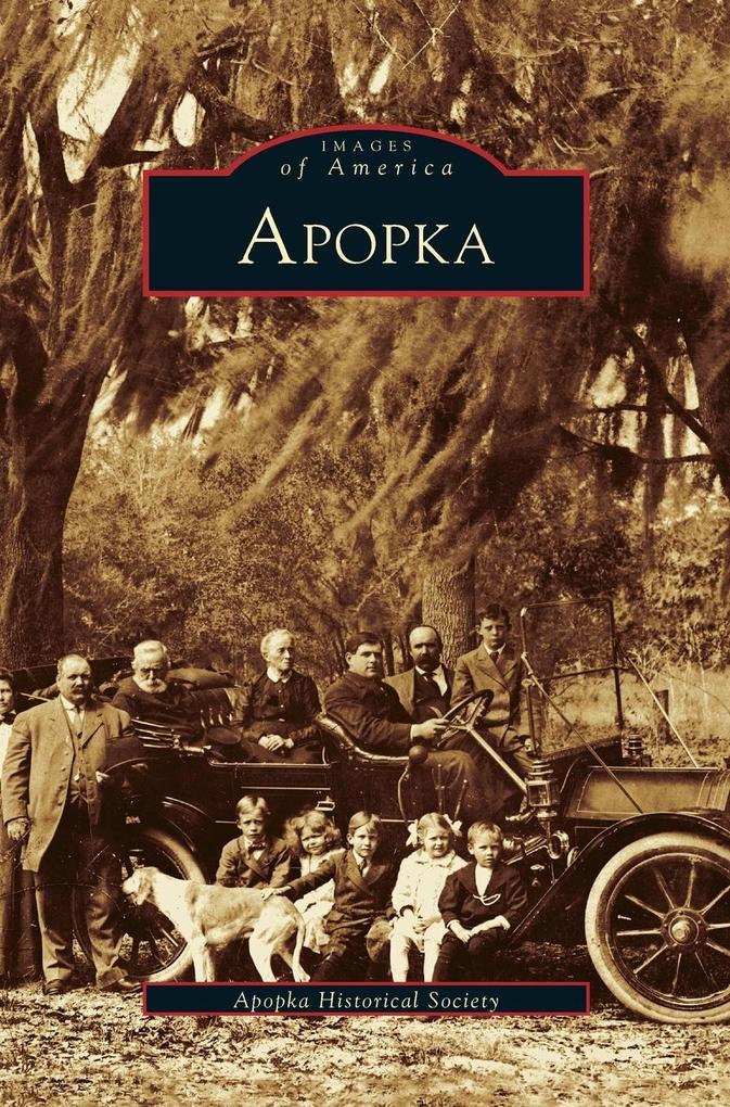 Apopka als Buch (gebunden)