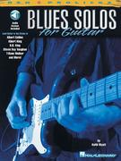 Blues Solos for Guitar [With CD]
