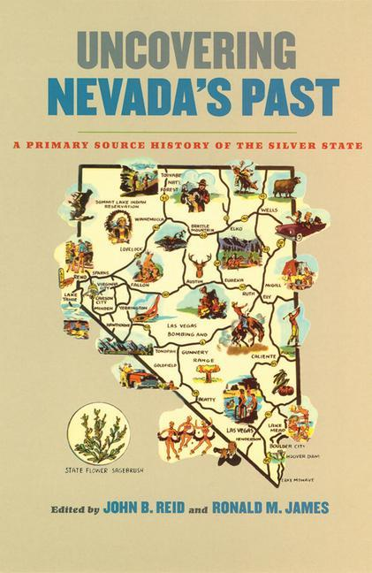 Uncovering Nevada's Past: A Primary Source History of the Silver State als Taschenbuch