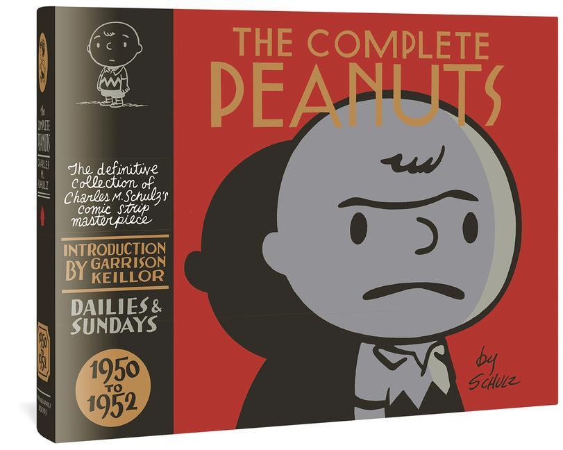 The Complete Peanuts 1950-1952 als Buch (gebunden)