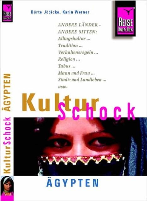 KulturSchock Ägypten als Buch (gebunden)